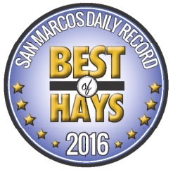 San Marcos Daily Record Best of Hays 2016